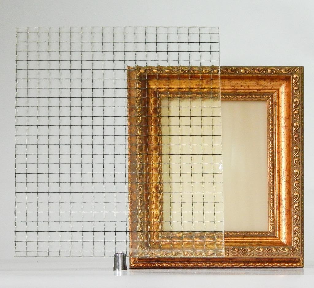 Армированное стекло