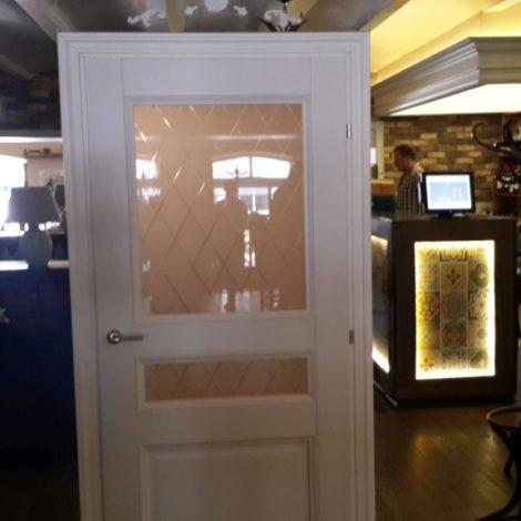 Зеркала в ресторане «Трапеза»